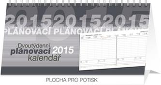 Kalendář 2015 - Plánovací 14 denní - stolní