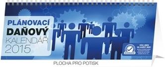 Kalendář 2015 - Plánovací daňový - stolní