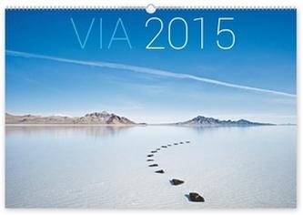 Kalendář 2015 - Cesty - nástěnný