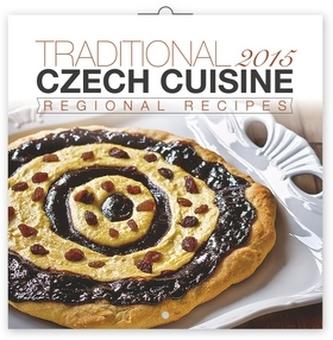 Kalendář 2015 - Krajová kuchyně - nástěnný