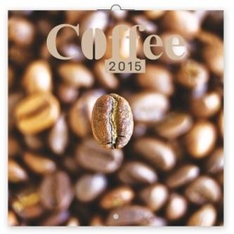 Kalendář 2015 - Káva - VOŇAVÝ - nástěnný