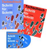 Tschechisch Schritt für Schritt + CD