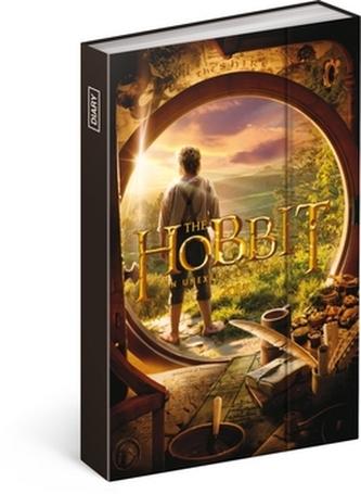 Diář 2015 - Hobbit