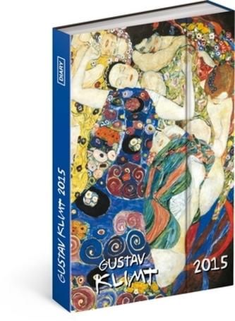 Diář 2015 - Gustav Klimt