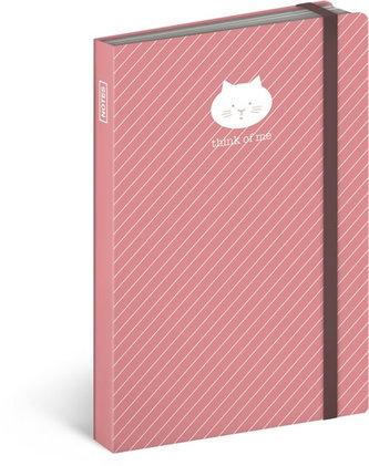 Notes - Kočka