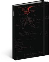 Notes - Hobbit černá