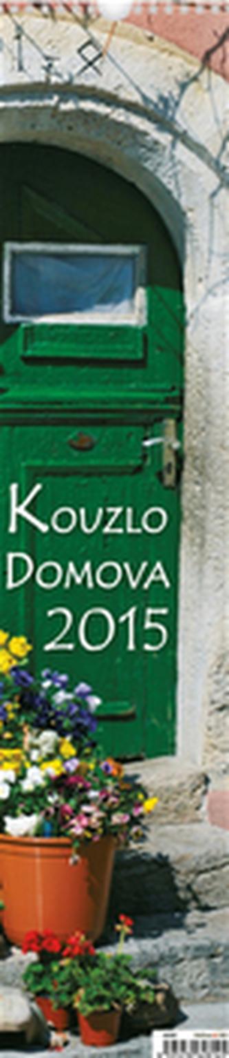 Kouzlo domova - nástěnný kalendář 2015