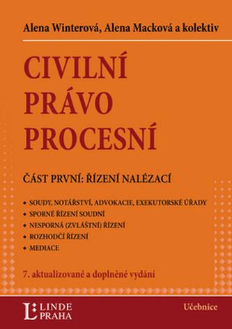 Civilní právo procesní část první Řízení nalézací