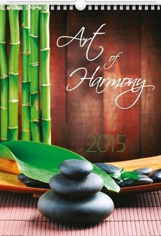 Art of Harmony - nástěnný kalendář 2015