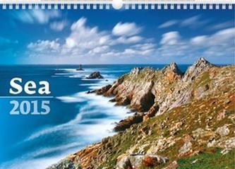 Sea - nástěnný kalendář 2015