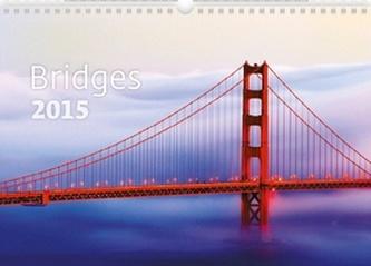 Bridges - nástěnný kalendář 2015