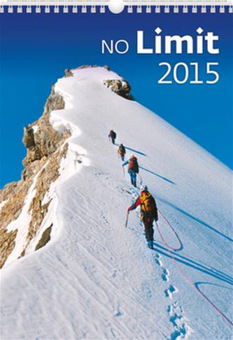 No Limit - nástěnný kalendář 2015