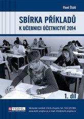 Sbírka příkladů k učebnici účetnictví I. díl 2014
