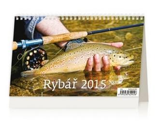 Rybář - stolní kalendář 2015