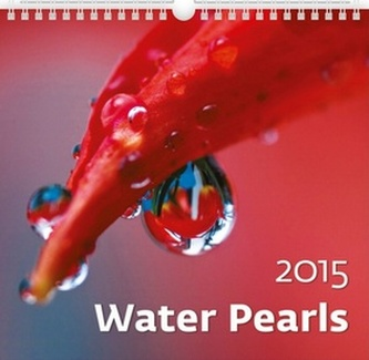 Water Pearls - nástěnný kalendář 2015