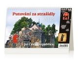 Putování za strašidly po České republice - stolní kalendář 2015