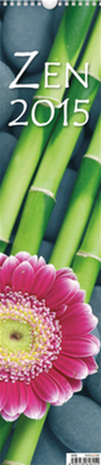 Zen - nástěnný kalendář 2015