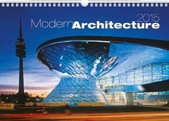 Modern Architecture - nástěnný kalendář 2015