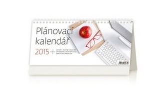 Plánovací kalendář - stolní kalendář 2015