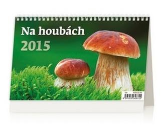 Na Houbách - stolní kalendář 2015