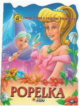 Popelka - První čtení s velkými písmenky