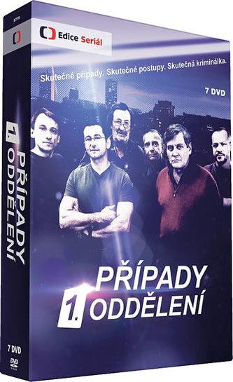 Případy 1. oddělení - 7 DVD