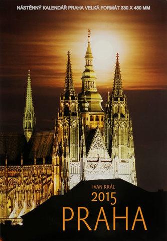 Kalendář 2015 - Praha velká