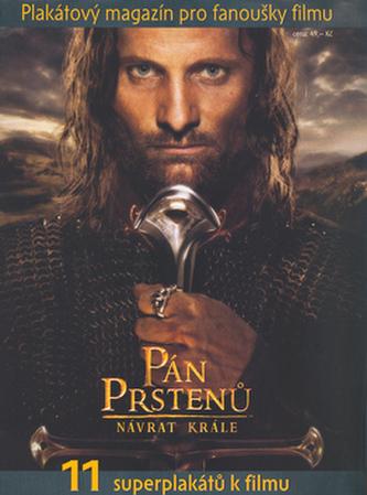 Pán Prstenů Návrat krále   Plakátový magazín pro fanoušky filmu