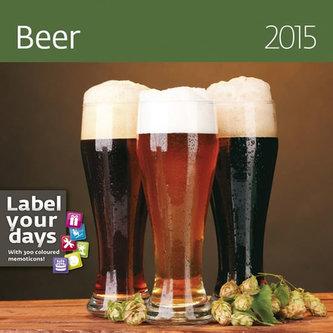 Kalendář nástěnný 2015 - Beer