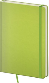 Blok - Blocco linkovaný s gumičkou - zelená