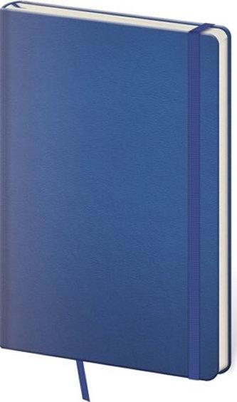 Blok - Blocco linkovaný s gumičkou - modrá