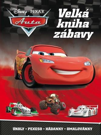 Auta 2 - Velká kniha zábavy