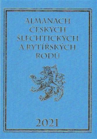 Almanach českých šlechtických a rytířských rodů 2021