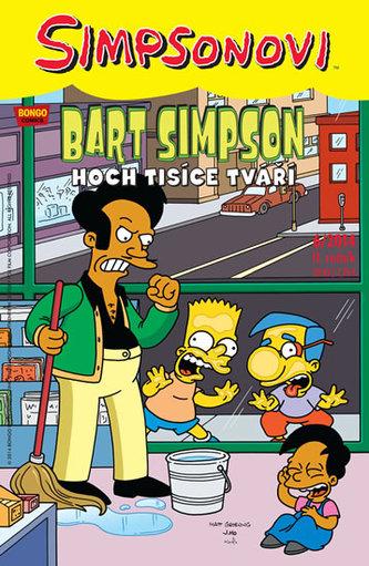 Simpsonovi - Bart Simpson 6/2014 - Hoch tisíce tváří - Matt Groening