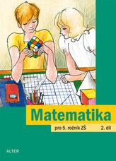 Matematika pro 5. ročník ZŠ 2.díl