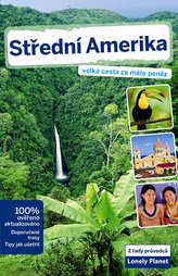 Střední Amerika - Lonely Planet