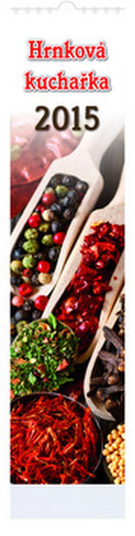 Hrnková kuchařka - nástenný kalendář 2015