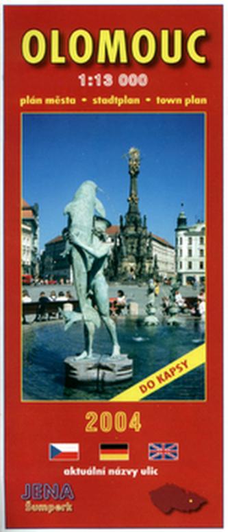 Olomouc 1:13 000