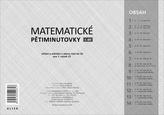 Matematické pětiminutovky 1. díl