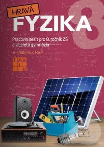 Hravá fyzika 8 - PS pro 8. ročník ZŠ