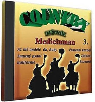 Country zpěvník 3 - 1 CD