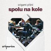 Origami přání - Spolu na kole