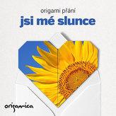 Origami přání - Jsi mé slunce