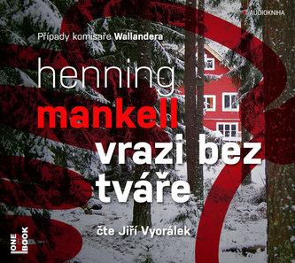 Vrazi bez tváře - CD mp3 (čte Jiří Vyorálek)