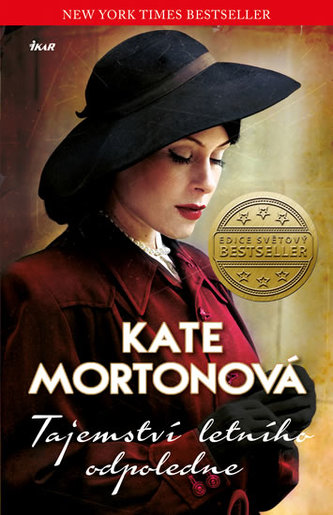 Tajemství letního odpoledne - Kate Mortonová