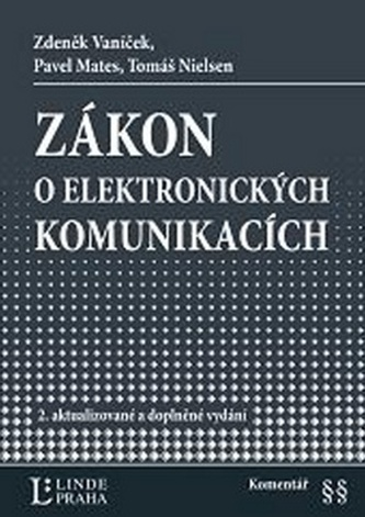 Zákon o elektronických komunikacích Komentář