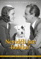 Neviděli jste Bobíka? - DVD box