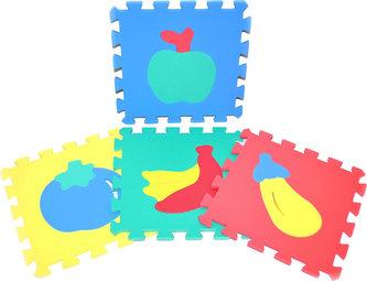 Pěnové puzzle - Ovoce - neuveden