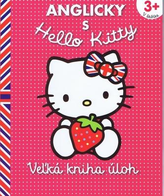 Anglicky s Hello Kitty Vežká kniha úloh