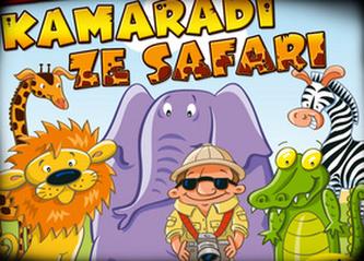 Kamarádi ze safari